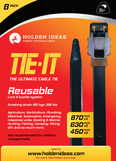 Tie It Cable TIes
